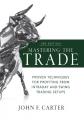 John Carter - Mastering the Trade 3rd Edition Book